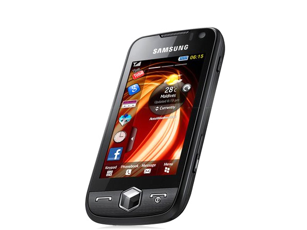 Samsung S8000 Jet Touch Phone