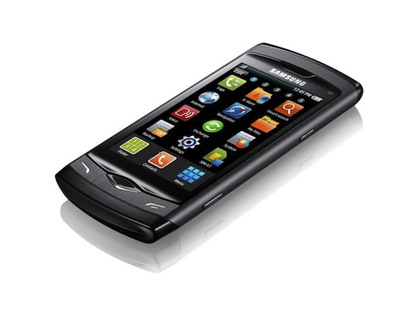 Samung S8500 Wave Touch Phone