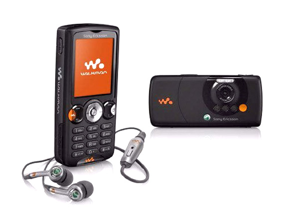 Sony Ericsson W810i Music Phone