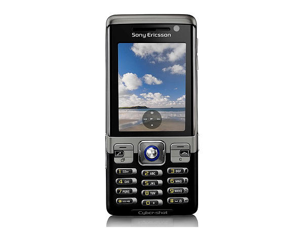 Sony Ericsson C702 Cell Phone