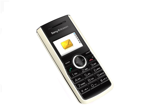 Sony Ericsoon J110i Basic Phone