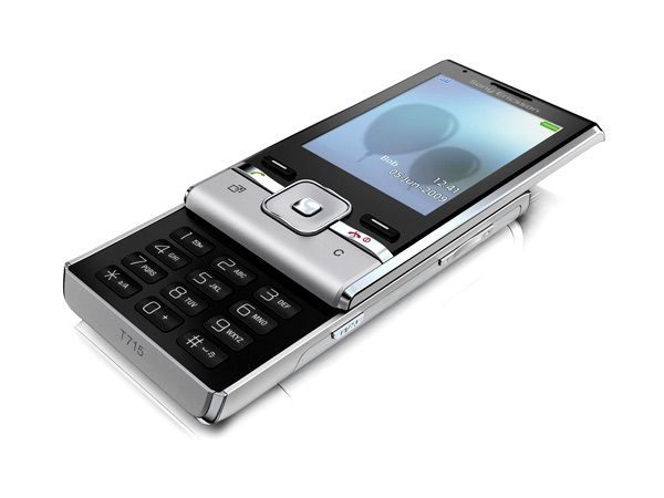 Sony Ericsson T715i Cell Phone