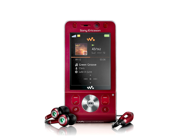 les application de sony ericsson w910i
