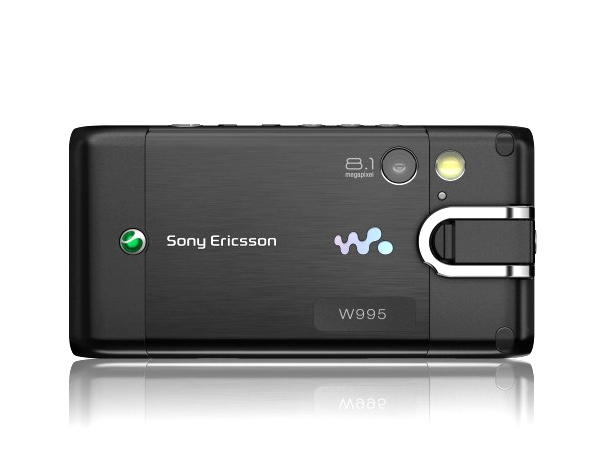 Sony Ericsson W995 Cell Phone