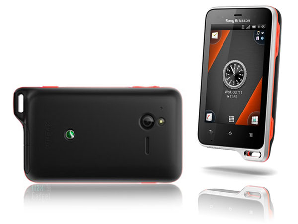 Solutions There sony ericsson xperia active price in india Permitting Cell Phones