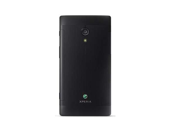 Sony Xperia ion Back View