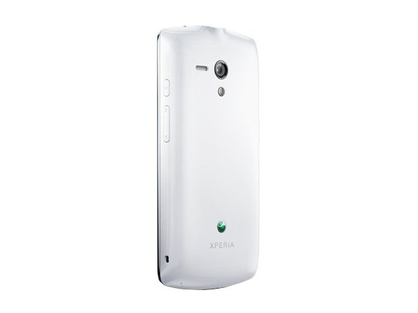 Sony Xperia neo L Back View