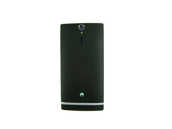 Sony Xperia S Back View