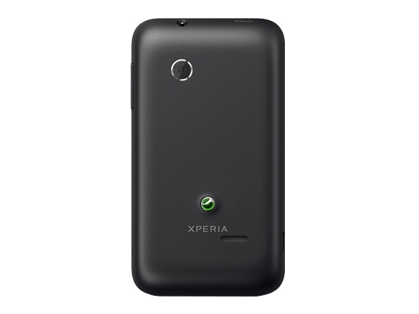 Sony Xperia tipo Back View