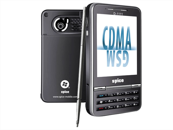 Spice D-1111 mobile phone