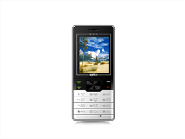 Spice M-5151 mobile phone