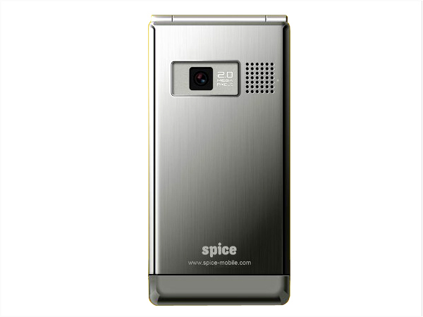 Spice M-6000 mobile phone