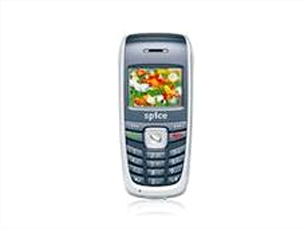 Spice S-535 mobile phone