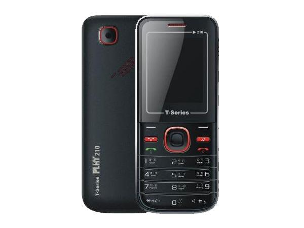 T Series Play 210 Front and Back View