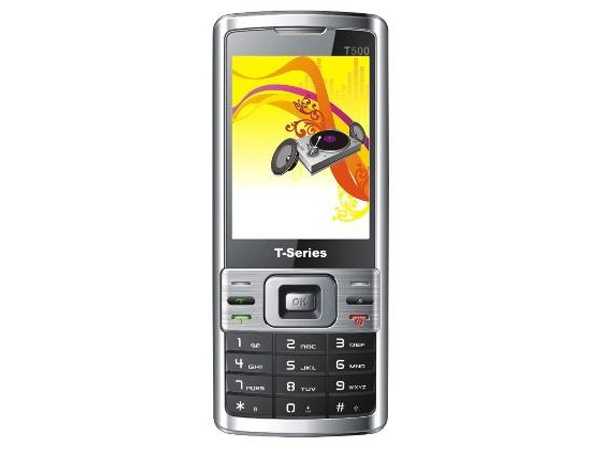 T Series T500 Mobile Phone
