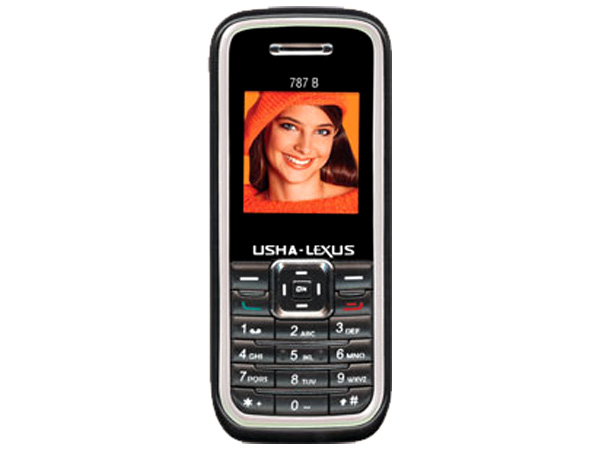 Usha Lexus 787B Mobile Phone