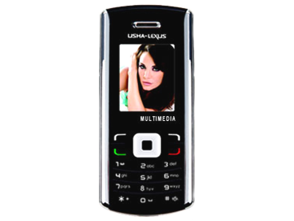 Usha Lexus 828B Mobile Phone