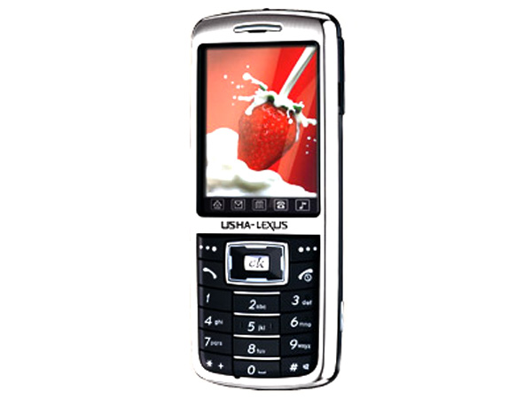 Usha Lexus 838B Mobile Phone