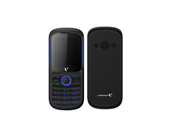 Videocon V1307 Front and Back View