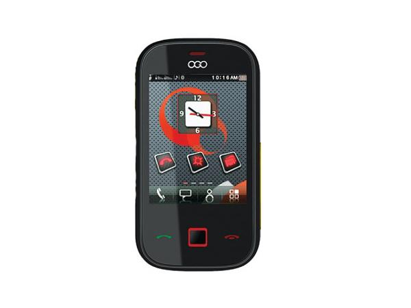 Wynncom OGO-O-78 Touch Front View
